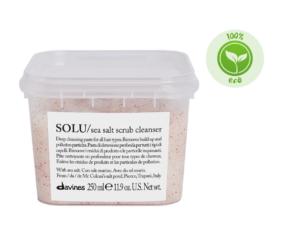Davines ESSENTIAL HAIRCARE SOLU Sea Salt Scrub Cleanser 250ml