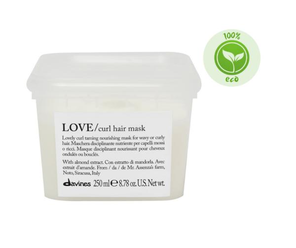 Davines ESSENTIAL HAIRCARE LOVE CURL Hair Mask 250ml