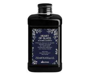 Davines HEART OF GLASS Wzmacniający szampon do włosów blond 250 ml
