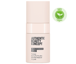 AUTHENTIC BEAUTY CONCEPT Styling Nude Puder w Sprayu 12 g
